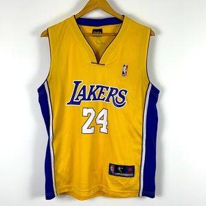 ✨3/$25✨NBA LA Lakers Kobe Bryant #24 Jersey